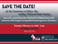 CFMB Save the Date Flyer 2-27-18